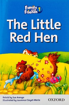Family and Friends 1 The Little Red Hen