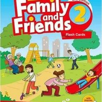 Family and Friends 2 (2nd) Flashcards