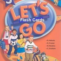 Lets Go 5 (Flash Cards) 3nd