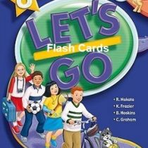Lets Go 6 (Flash Cards) 3nd